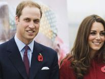 Prince William and Catherine the Duke and Duchess of Cambridge