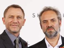 Daniel Craig and director Sam Mendes