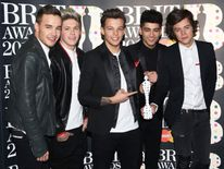 Brit Awards 2013 - Press Room