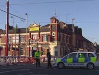 One person died and three others were injured in the shooting incident in Droylsden.
