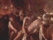Caravaggio's masterpiece the Raising of Lazarus was restored last month
