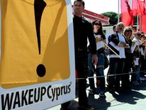 Cyprus Seeks EU Bailout To Avert Financial Crisis