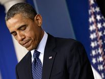 President Obama Makes Remarks On The Explosions At The Boston Marathon