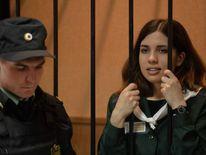 RUSSIA-MUSIC-PROTEST-RIGHTS-PRISON