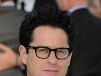JJ Abrams at the Star Trek Into Darkness premiere in London.