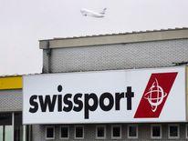 Swissport sign