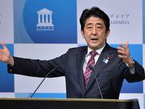JAPAN-POLITICS-ECONOMY