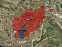 Helmand Attack