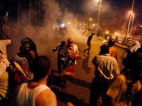 EGYPT-POLITICS-UNREST