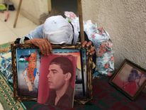 Mother of Palestinian Fares Baroud