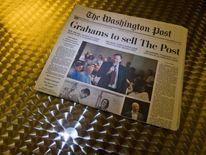 Washington Post sold to Amazon founder