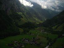 Stechelberg, in Switzerland. (Picture: Andrew Bossi)
