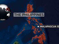 Map of Malapascua Island, Philippines