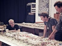 Mark Zuckerberg and Frank Gehry discuss the new facebook campus