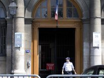 Paris's police headquarters 36 Quai des Orfevres