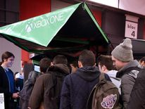 FRANCE-GAME-XBOX