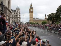 London Welcomes Stage Three Of The Tour De France