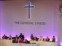 Church of England Synod Vote On Women Bishops