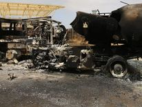 LIBYA-UNREST-AIRPORT