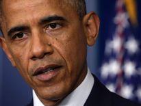 President Barack Obama Delivers A Statement On Ukraine