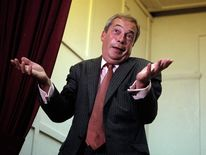 Nigel Farage faces Thanet selection vote.