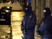 BELGIUM-FRANCE-ATTACKS-POLICE