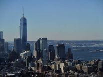 US-ARTS-ARCHITECTURE-NEW YORK-SKYLINE