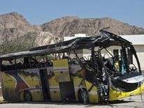 EGYPT-UNREST-BOMB-SINAI