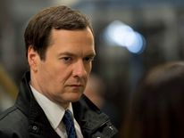 Chancellor George Osborne Visits Business Affected By The Budget