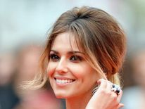 Cheryl Cole at the Cannes Film Festival