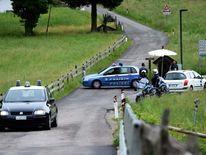 A car crash involving two German World Cup hopefuls.
