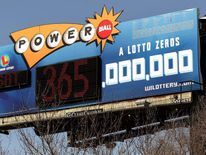 Powerball Lottery Hits Record Jackpot Of $365 Million