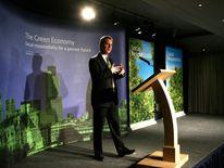 David Cameron in 2007