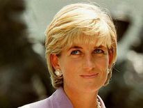 Diana less than three months before her death