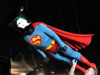 Costume worn by Christopher Reeve In Superman