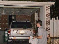 FBI agents at home of Paula Broadwell