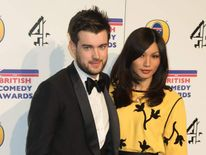 Fresh Meat co-stars Jack Whitehall and Gemma Chan