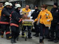 TURKEY Explosion 1