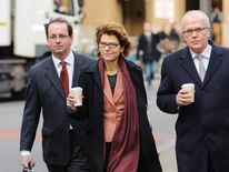 Vicky Pryce at Southwark Crown Court