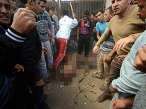 Egypt vigilantes