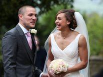 Jessica Ennis wedding