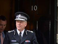 Sir Bernard Hogan-Howe leaves Number 10