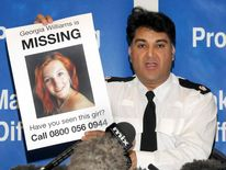 Georgia Williams missing