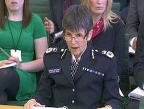 Metropolitan Police assistant commissioner Cressida Dick