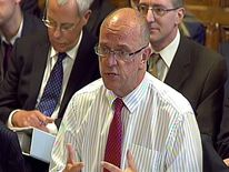 Public Accounts Committee Sir David Nicholson