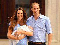 Royal baby born