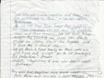 Samantha Lewthwaite's journal