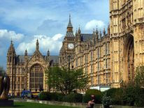 House of Parliament stock