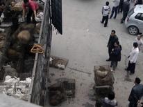 China dog meat trade