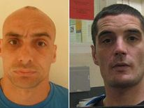 Recaptured Prisoner Anthony Peloe